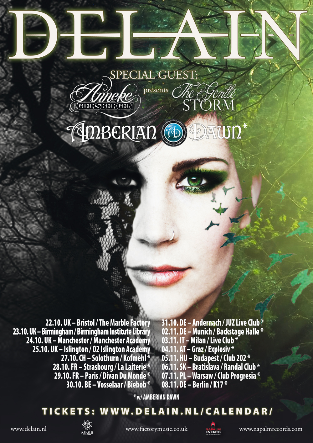 Delain-Tour+AmberianDawn